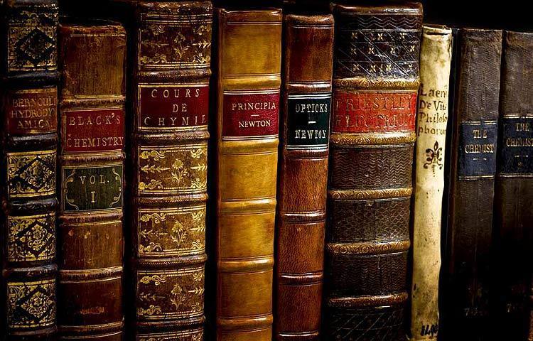 Valami csodálatos az antik könyvek varázsa