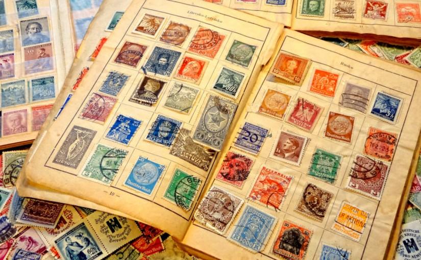A bélyeggyűjtés története