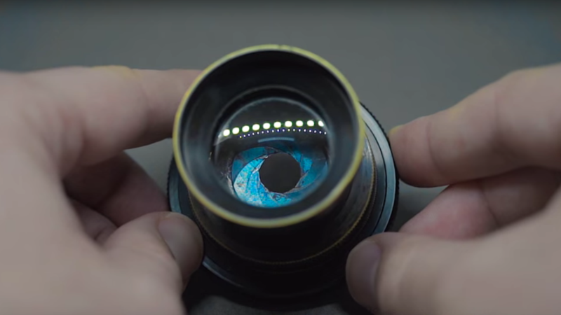 136 éves optikával készítettek kristálytiszta felvételeket