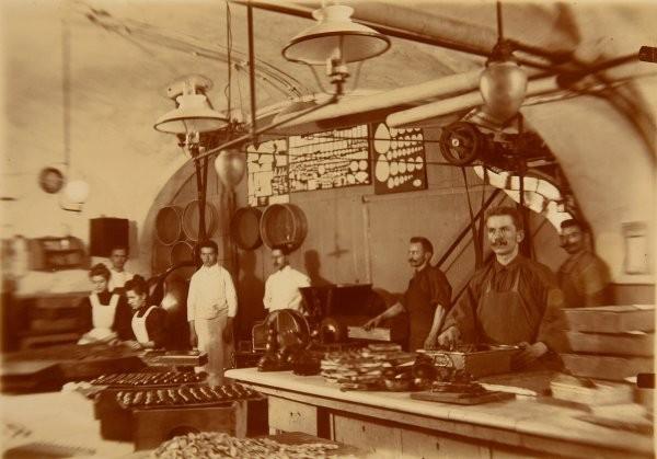 Szaloncukor gyártás